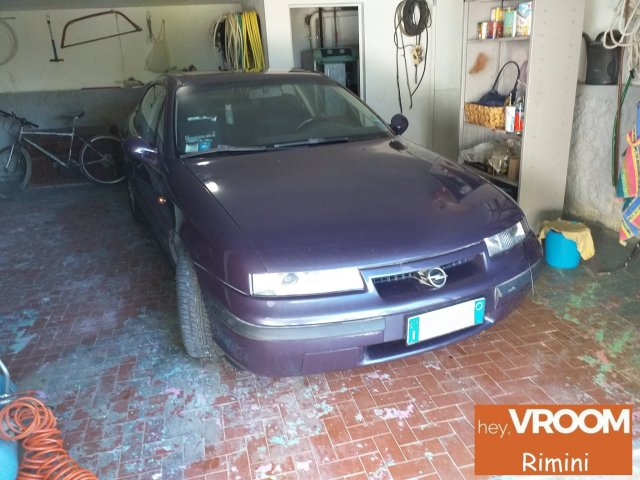 Opel Calibra 2000 turbo 16v 4x4